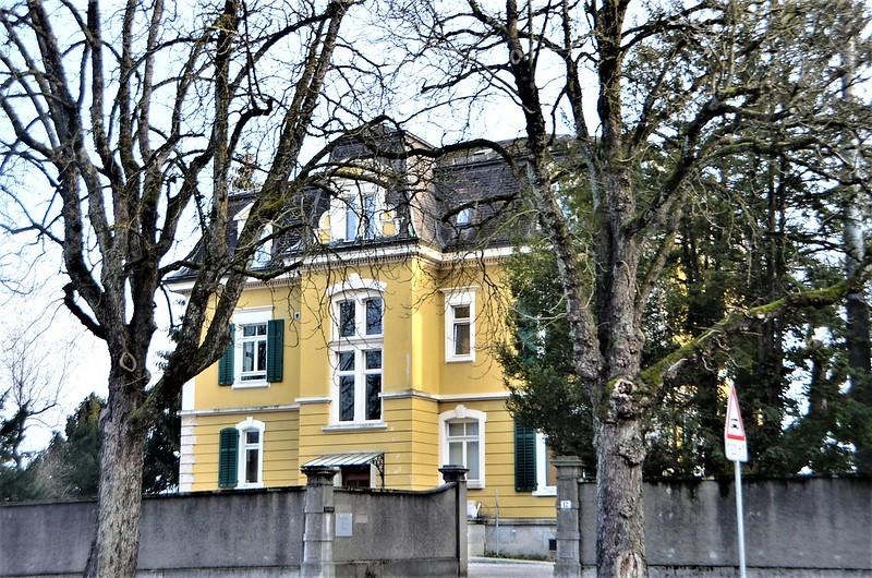 Benzigerhof. Baselstrasse  23.01.2019