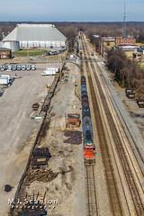GTW 4919 | EMD GP38-2 | CN Fulton Subdivision