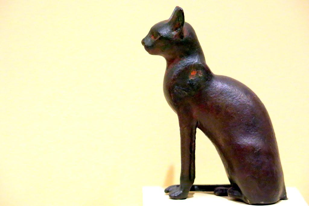 Gato, prehistoria, Edad de Bronce, MAN (Museo Arqueológico Nacional)