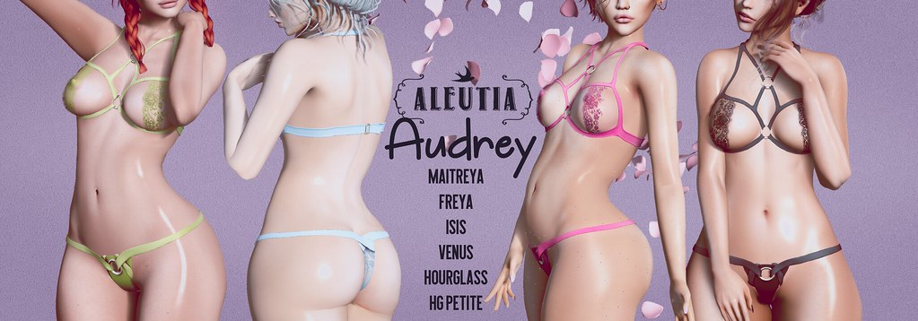 [Aleutia] Audrey for Equal 10