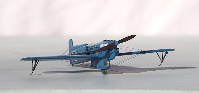 gros moteur et petites ailes... Une petite série de racers... Et un Farman - Page 13 47114864161_e9f21d749f_z