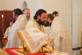 17.02.2019 | Воскресная Литургия в Юрьевом монастыре