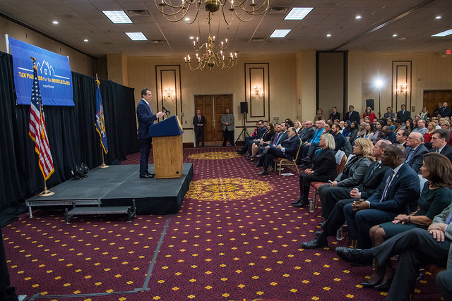 Governor Cuomo Launches Tax Fairness for the Middle Class Campaign to Make Property Tax Cap Permanent and Cut Middle Class Taxes