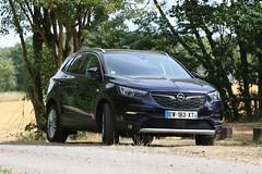 Opel GrandLand X Innovation - Photo of Warluzel