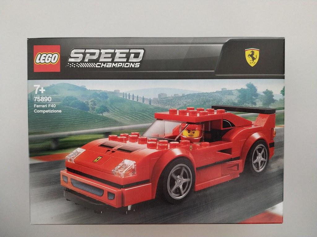 ThebrickReview: 75890 Ferrari F40 Competizione 47306770362_f053d16636_b
