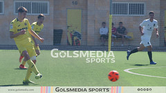 Cadetes. Villarreal CF 1-1 Fundació Valencia CF (09/03/2019), Jorge Sastriques