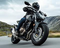 Honda CB 500 F 2019 - 21