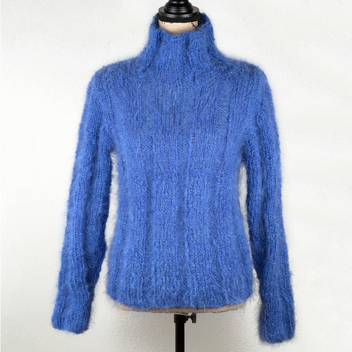 Mohair jumper | by Winterbound