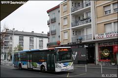 Irisbus Citélis 12 - STRAN (Société des Transports en commun de l'Agglomération Nazairienne) n°415