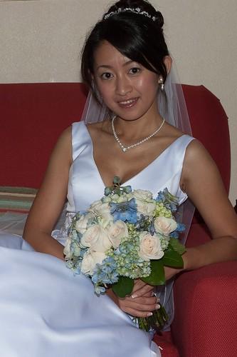 Beautiful Bride Mei