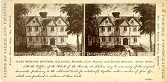 Old Witch House, Salem, Mass.