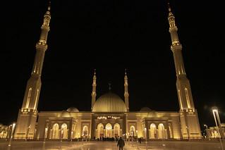 Secretary Pompeo Visits Al Fattah Al Alim Mosque in Cairo, Egypt