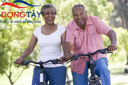 Tập thể dục cùng nhau để gắn kết hơn và giảm ảnh hưởng của bệnh tiểu đường trong tình dục