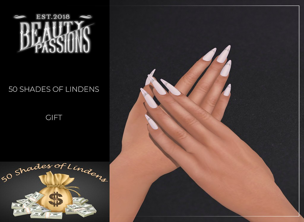~Beauty Passions~ Gift @50 Shades of Lindens
