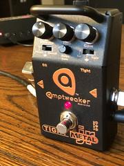 Amptweaker Tight Metal JR Distortion Pedal