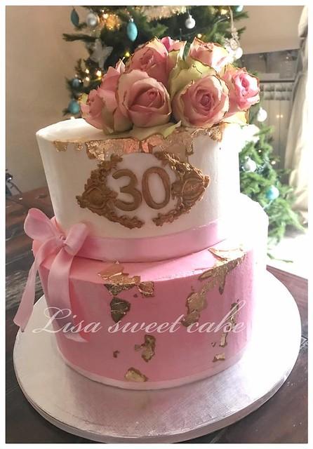 Cake by Lisa Sweet Cake