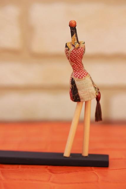 miniature mannequin
