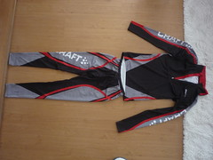 Kombinéza Craft Race - titulní fotka