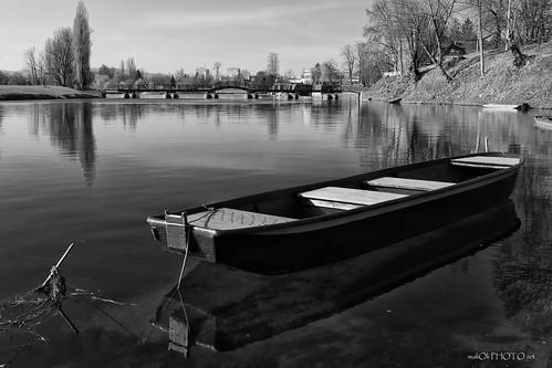 Clean river Korana