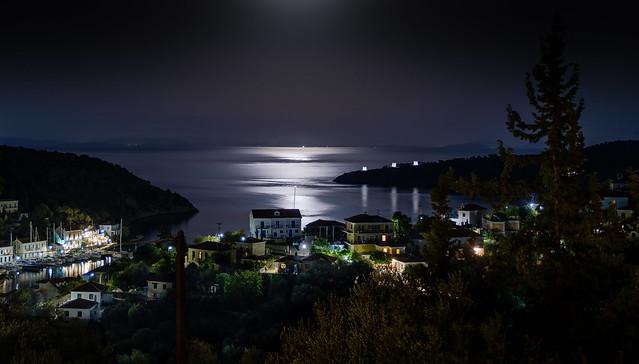 Kioni by Moonlight