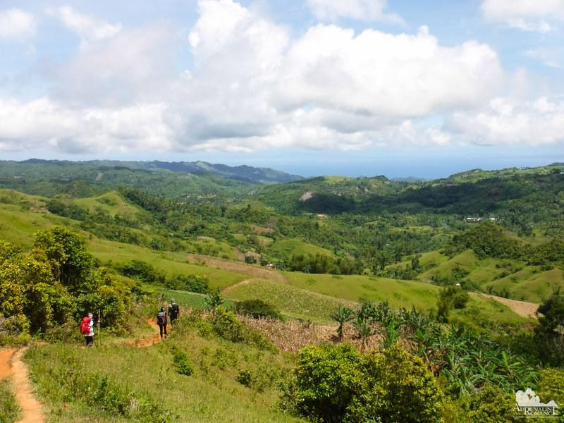 Cebu Highlands Trail Segment 4