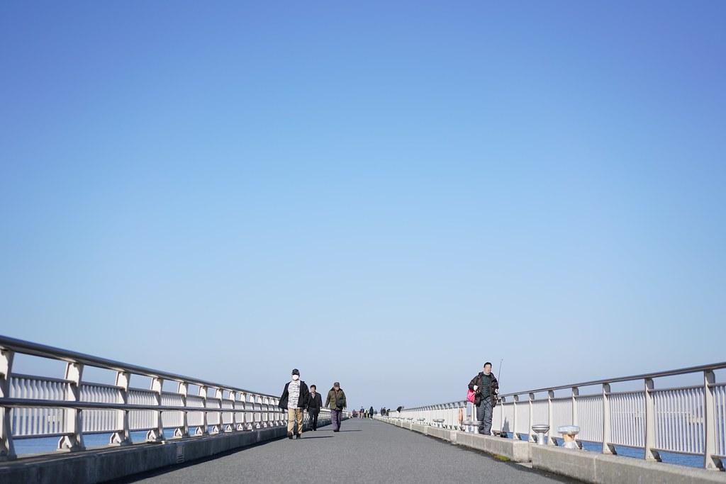 館山夕日桟橋_3