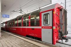 RhB - Bernina Express Panorama Coach