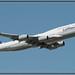 Boeing 747 Lufthansa departing cd-rom Frankfurt