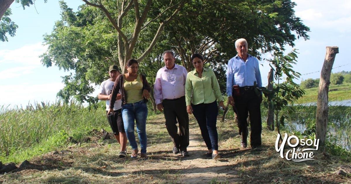 Visita sendero Los Caimanes en humedal La Segua