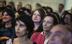 dt., 26/03/2019 - 15:49 - 26.03.2019 Barcelona. Sessió plenaria del Consorci d'Educació. Acte celebrat al CCCB