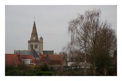 Cappelle-brouck (Hauts de France) - Eglise Saint Jacques - Photo of Sainte-Marie-Kerque