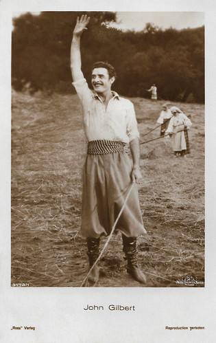 John Gilbert in The Cossacks (1928)