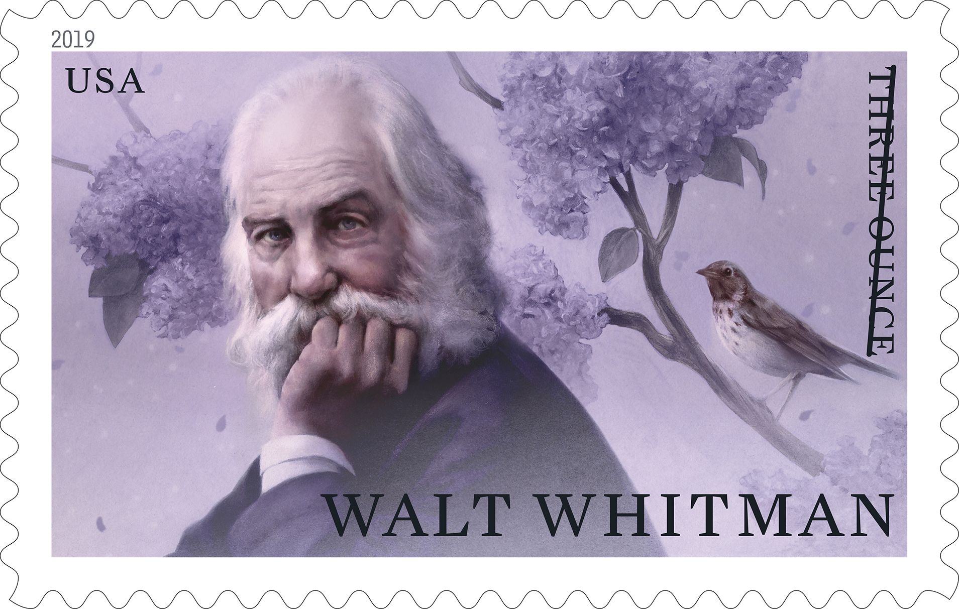 Walt Whitman - TBD 2019