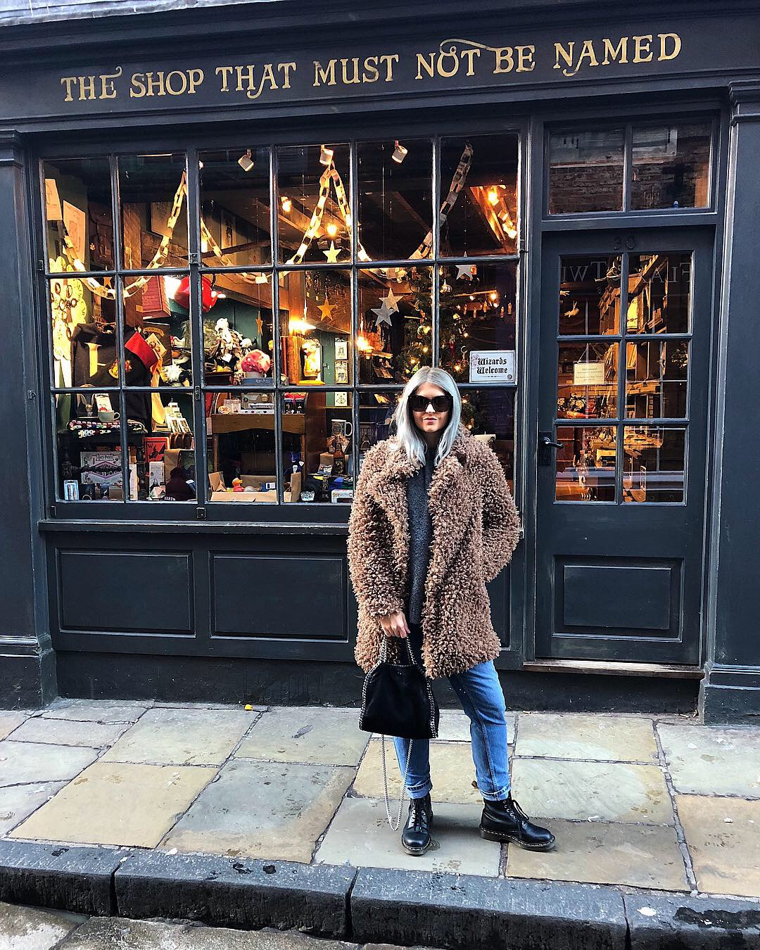 The Shop That Must Not Be Named York Harry Potter