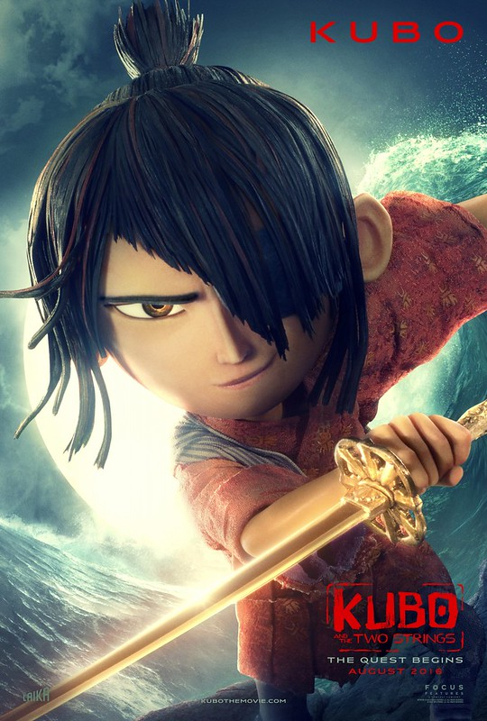 Kubo and the Two Strings - Poster 2
