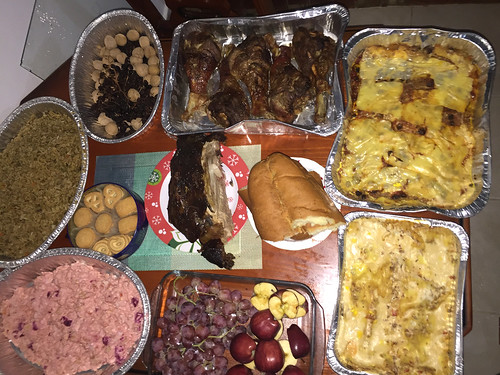 12 - Dominican Christmas Meal