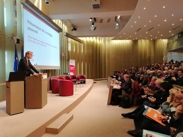 Conférence régionale des acteurs en Ile-de-France