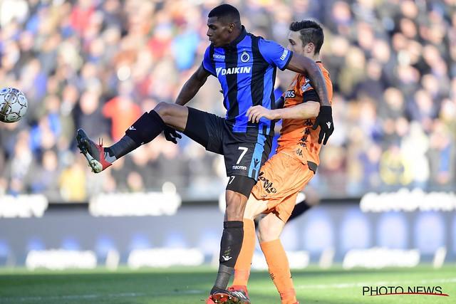 Club Brugge - Charleroi 20-01-2019