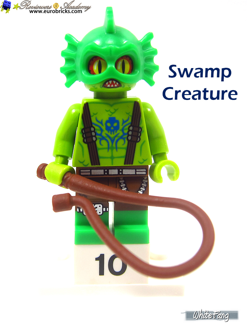 LEGO The Movie 2 The Swamp Creature Bagged