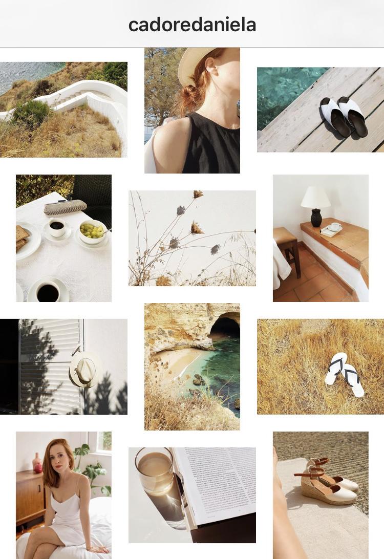 DISTRICT F — INSTAGRAM THEME IDEAS Идеи визуальных сеток для Инстаграма два
