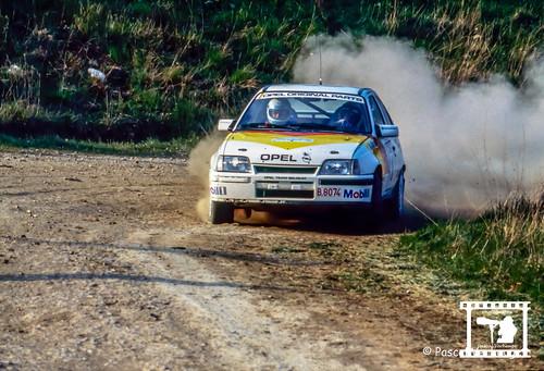 Rallye des Hautes Fagnes 1990
