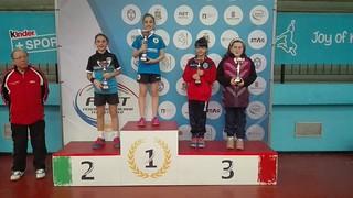 28 Il secondo posto di Sofia Minurri