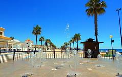 <Paseo Marítimo> La Antilla (Huelva)
