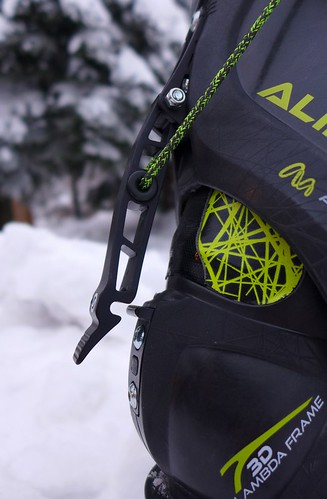 Skialpové boty Scarpa Alien RS - lehké ve výstupu 0102bea062d
