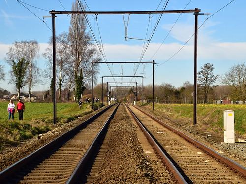 Railway 50 - Lostraat, Ternat