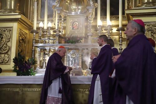 Środa Popielcowa w Katedrze na Wawelu | Kard. Stanisław Dziwisz, 6.03.2019