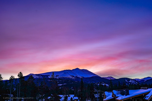 mountains sunrise breckenridge breckenridgecolorado clouds sky pink blue sonyalpha sonya7iii