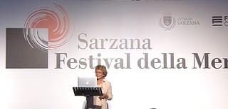 Elena Cattaneo festival della mente Sarzana 2017