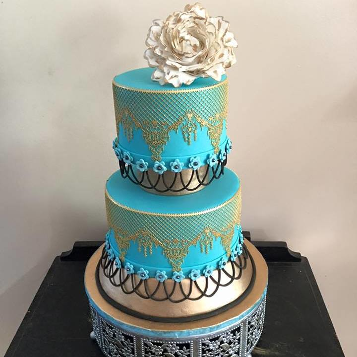 Cake by Gabby House of Cakes