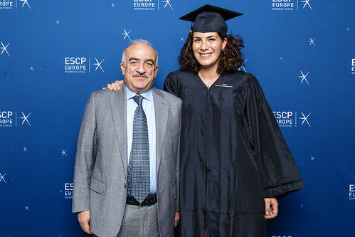 ESCP Europe's MBA in International Management Class of 2018 Graduation Ceremony